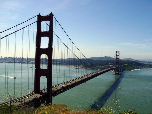 San Francisco entdecken