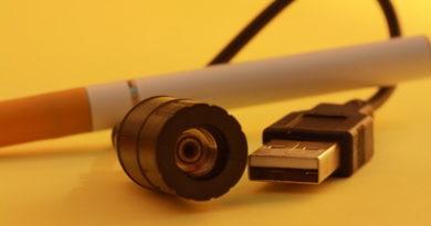 E-Zigarette- Alternative