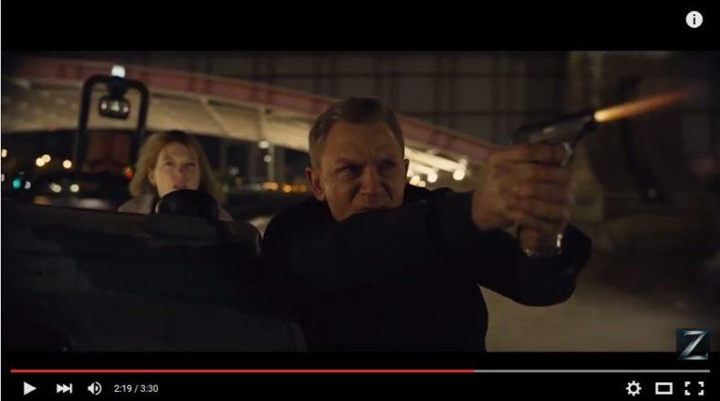 Spectre - Der neue Bond läuft an