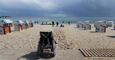 Mit einem Pflegebedürftigen in den Urlaub: So geht's